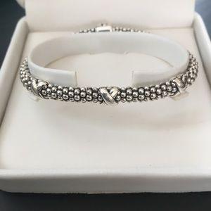 Lagos Bracelet - Signature Caviar X Bracelet